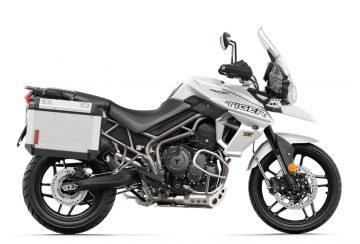 Tiger 800 XRX white