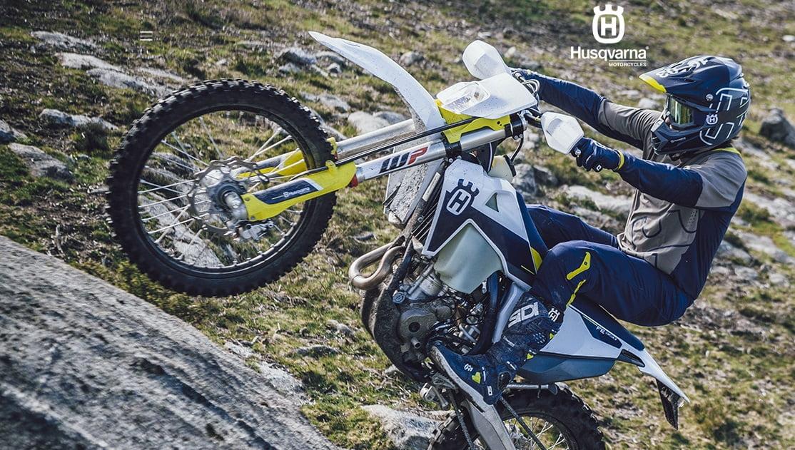 Enduro novinky z Husqvarny už skladom za uvádzacie ceny. Informujte sa na aktuálnu ponuku enduro motocyklov Husqvarna. HUSQVARNA FE 250 4T       …