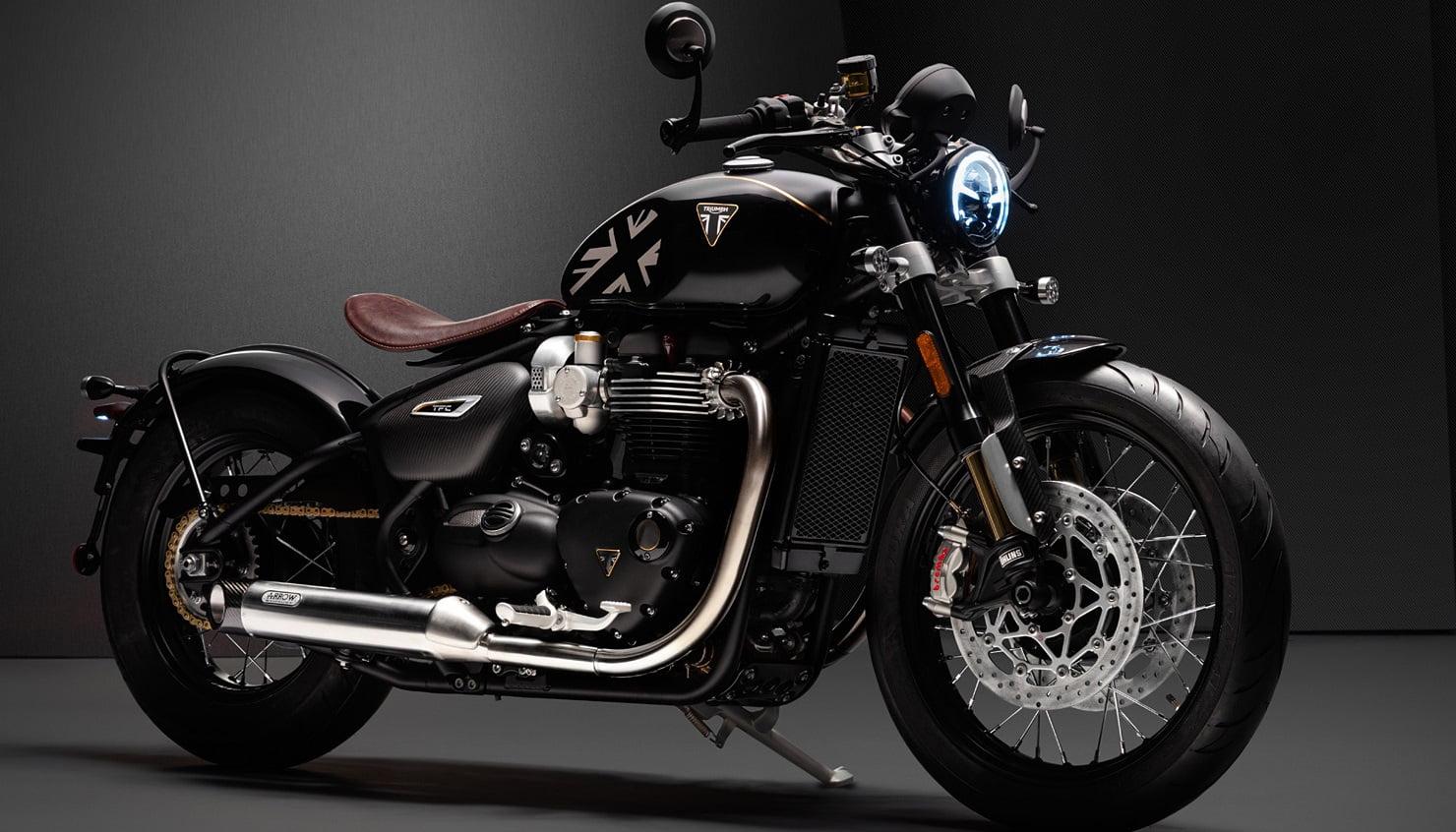 S počtom vyrobených 750 kusov je Triumph Bobber TFC jedným z najexkluzívnejších a najvýnimočnejších motocyklov kategórie Modern Classics. Súčasťou príbalu je aj osobne podpísaný certifikát od CEO Triumph Nicka Bloora, výnimočná Bobber…