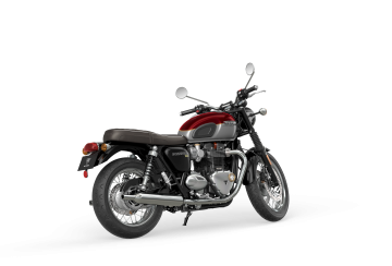 2021 Triumph Bonneville T120 Studio 02